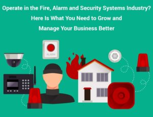 fire, alarm and security systems