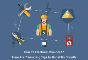 run an electrical business