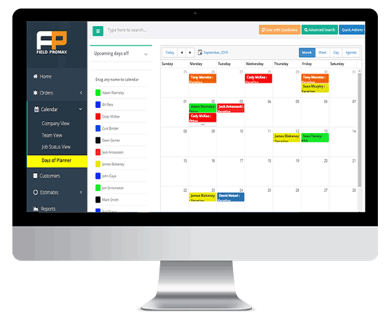 Field Service Tracking Software