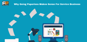 Paperless for field service
