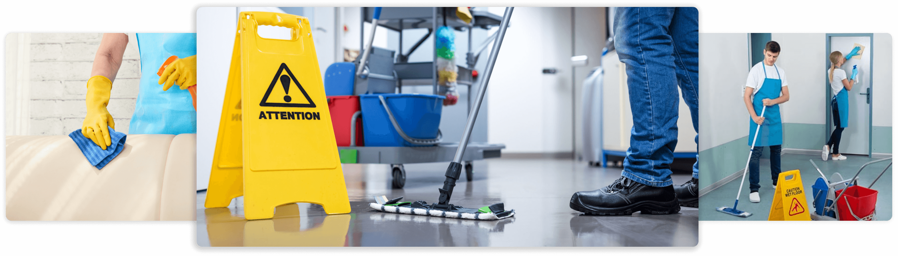 Janitorial Services Software
